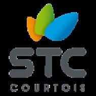 Logo de la société STC Courtois à Pitgam