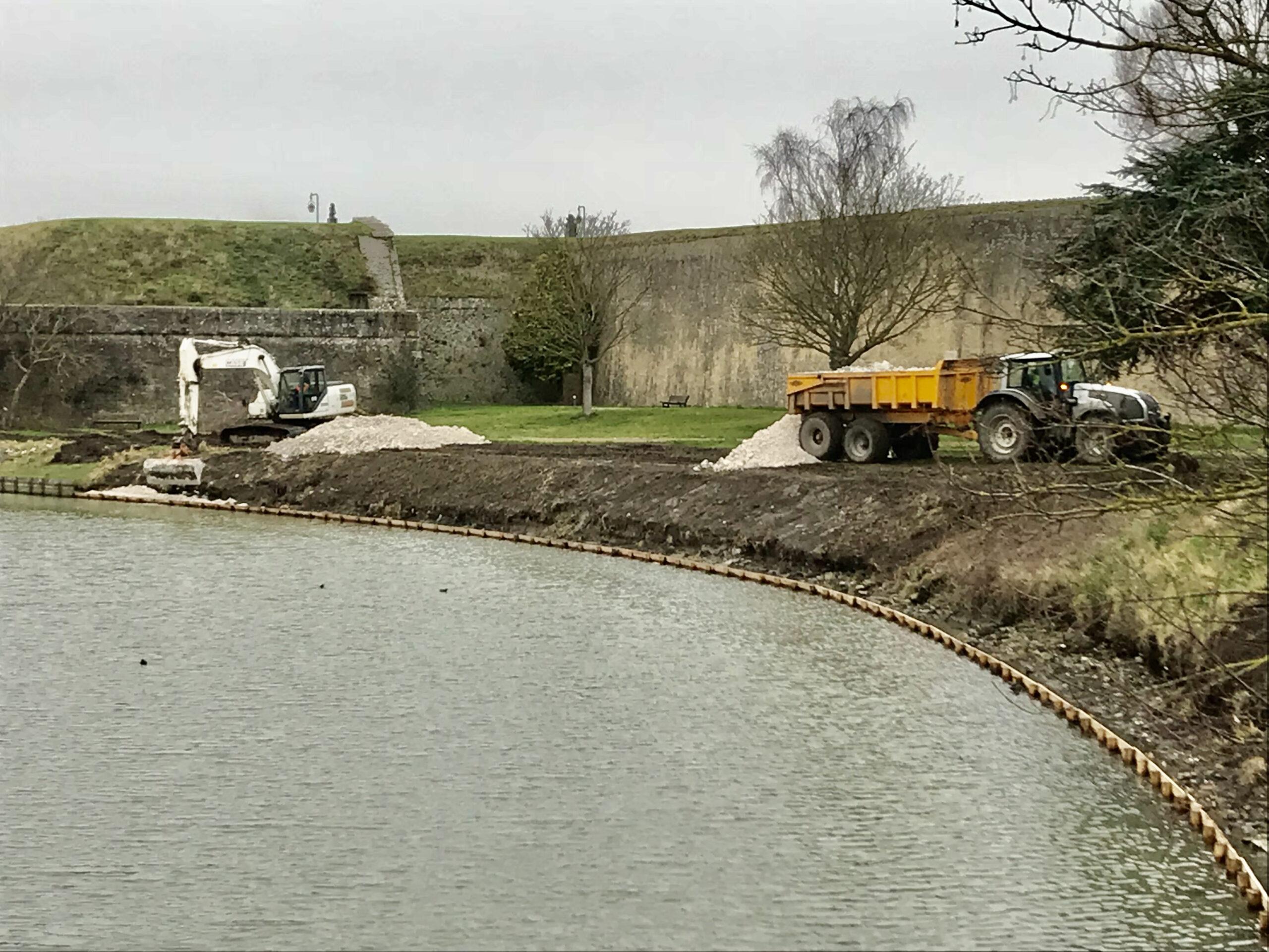 Aménagement des cours d'eau, bassins, plans d'eau...